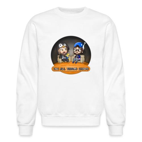 All Things Cards - Unisex Crewneck Sweatshirt