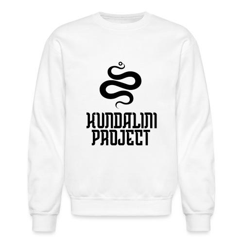 Kundalini Project Logo - Unisex Crewneck Sweatshirt