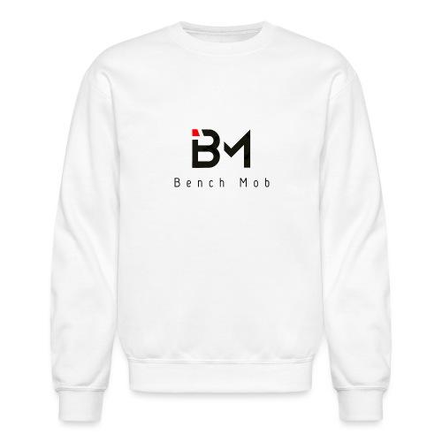 Bench Mob Logo (black) - Unisex Crewneck Sweatshirt