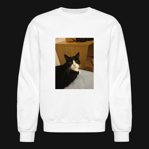 Gamer Cat 1 - Unisex Crewneck Sweatshirt