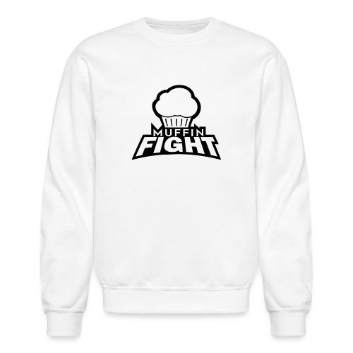 Muffin Fight Logo - Unisex Crewneck Sweatshirt