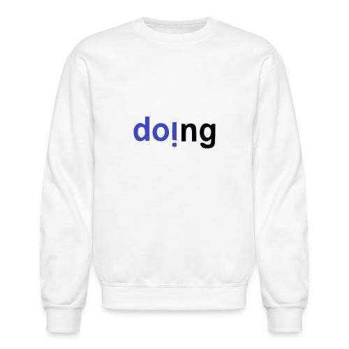 doi.ng - Unisex Crewneck Sweatshirt