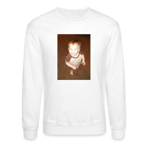 go to flash.nat - Unisex Crewneck Sweatshirt