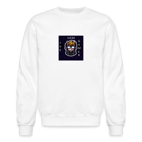 lucas the gamer - Unisex Crewneck Sweatshirt