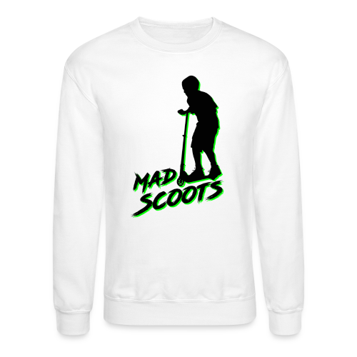 Mad Scoots - Crewneck Sweatshirt