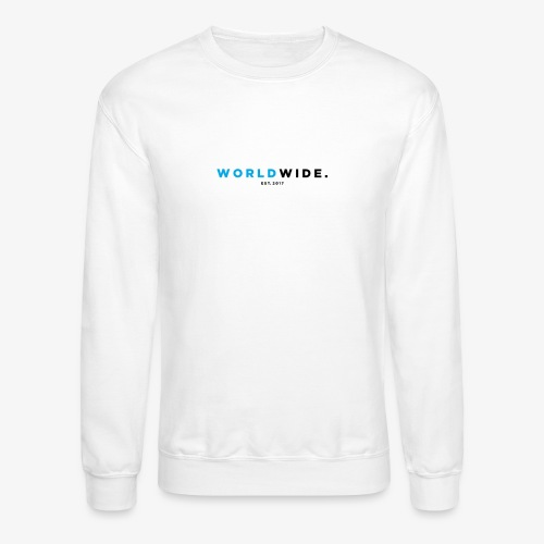 WEARWORLDWIDE - Crewneck Sweatshirt