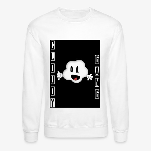 cloudy gang (2nd Mens edition) - Crewneck Sweatshirt