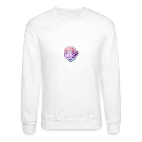 Flower Ailen - Crewneck Sweatshirt