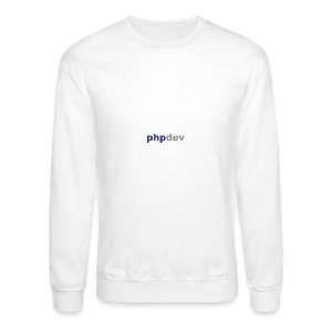 phpdev Products - Crewneck Sweatshirt
