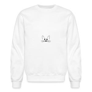SQLogoTShirt-front - Crewneck Sweatshirt