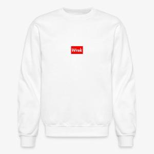 Wrek Merch - Crewneck Sweatshirt