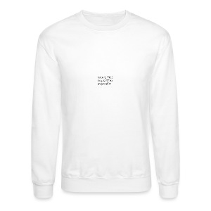I can do all things through Christ - Crewneck Sweatshirt