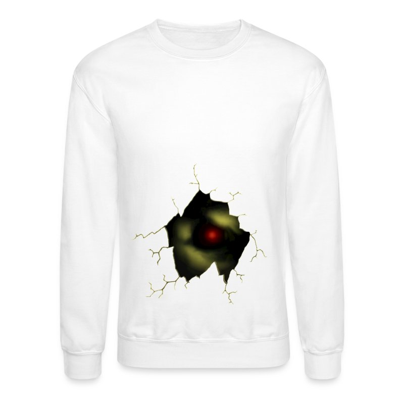 Broken Egg Dragon Eye - Crewneck Sweatshirt