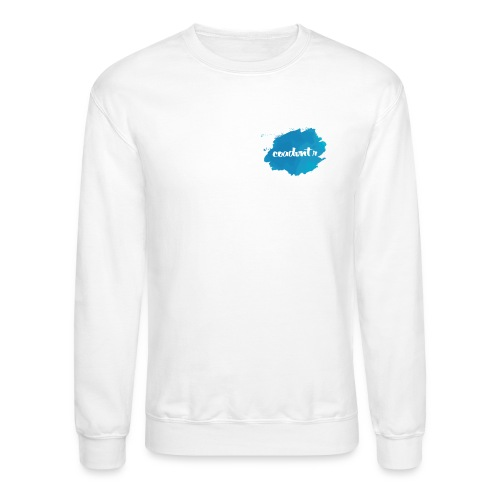coadvntr blue - Crewneck Sweatshirt