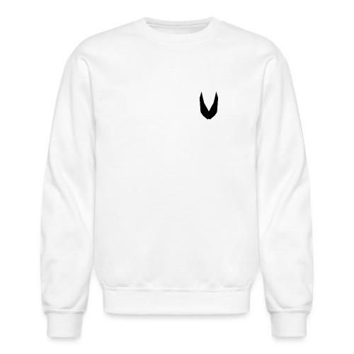 Vrkzn Black Logo - Crewneck Sweatshirt