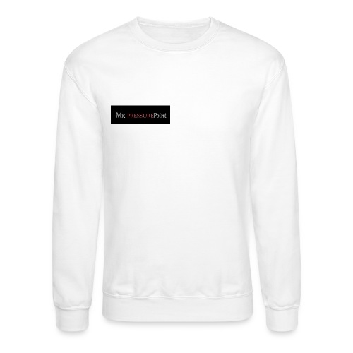 Mr. Pressure Point Pt. 2 - Crewneck Sweatshirt