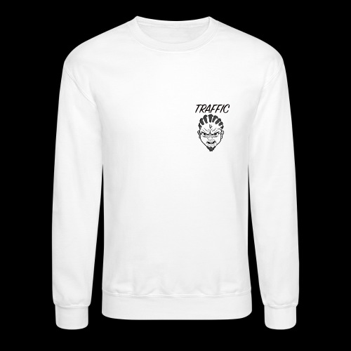 Traffic BadFace - Crewneck Sweatshirt