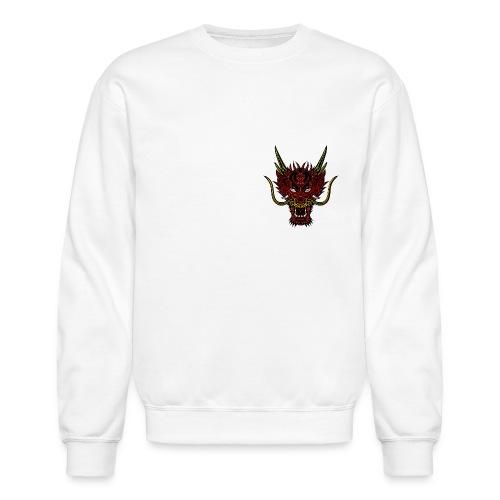 Red Dragon - Crewneck Sweatshirt