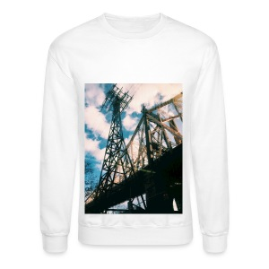 Ed Koch bridge - Crewneck Sweatshirt