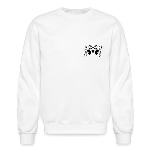 Toxic Mask 2 - Crewneck Sweatshirt