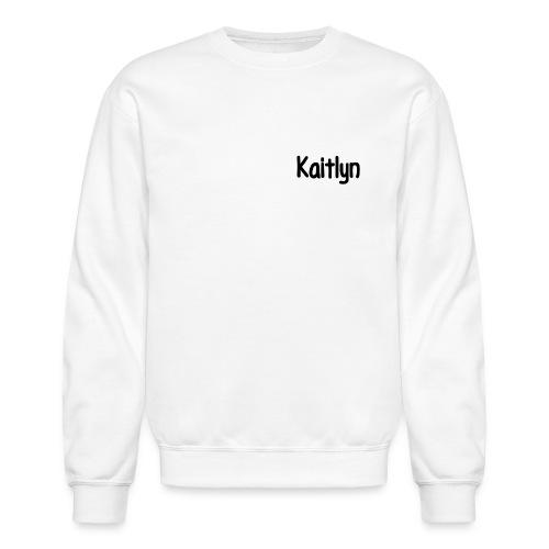 Kaitlyn - Crewneck Sweatshirt