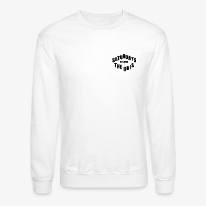 Saturdays are for The Bois - Crewneck Sweatshirt