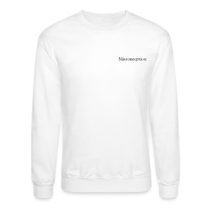 Misconception SS18 - Crewneck Sweatshirt