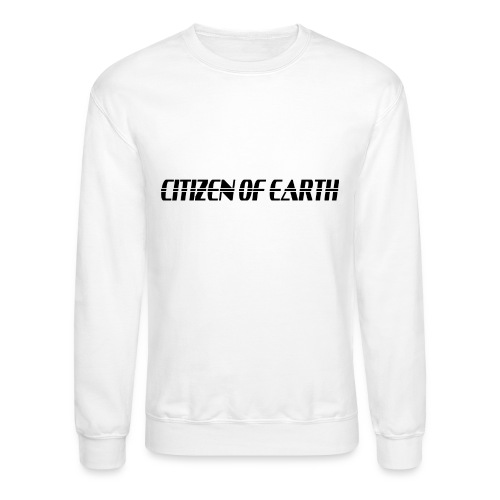 Citizen of Earth - Crewneck Sweatshirt