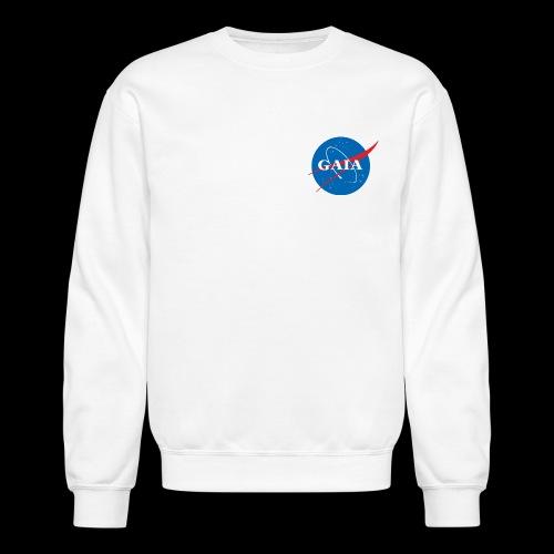 Gaia Nasa Logo - Crewneck Sweatshirt