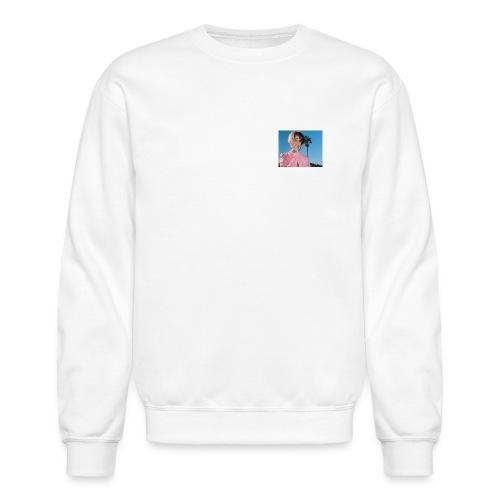 lil peep blue - Crewneck Sweatshirt