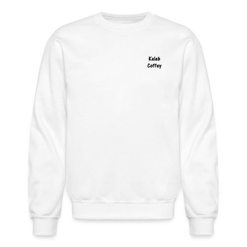 Kaleb Coffey Merch - Crewneck Sweatshirt