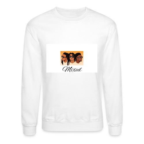Mixed - Crewneck Sweatshirt