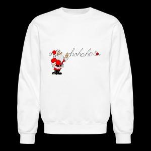 Santa Ho Ho Ho - Crewneck Sweatshirt
