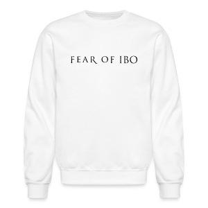 FEAR OF IBO - Crewneck Sweatshirt