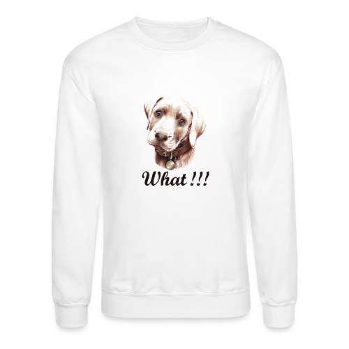 Cute Dog - Crewneck Sweatshirt