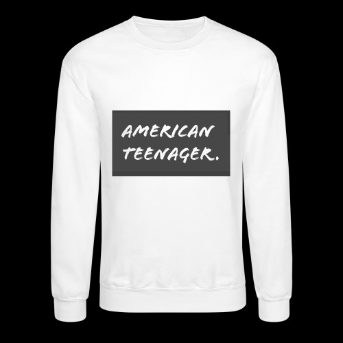 American Teenager. - Crewneck Sweatshirt