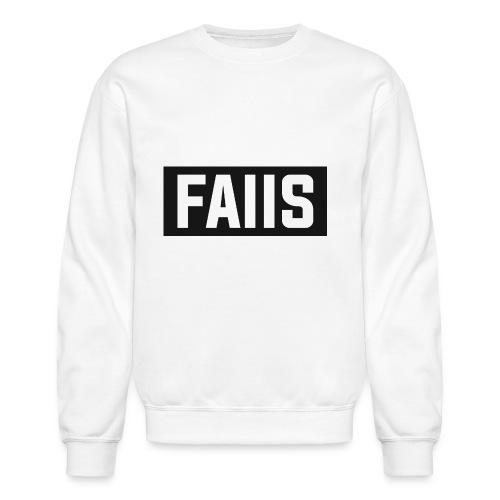 FAIIS logo Design - Crewneck Sweatshirt
