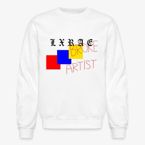 BROKE ARTIST - Crewneck Sweatshirt