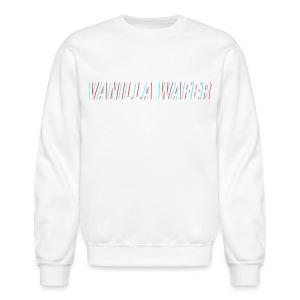 Vanilla Wafer's Glitchy - Crewneck Sweatshirt