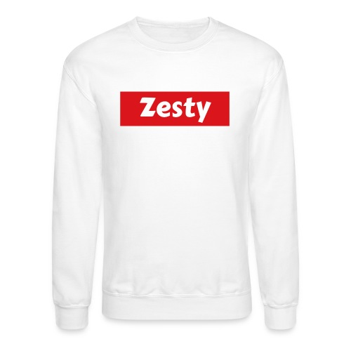 Zesty Box Logo - Crewneck Sweatshirt