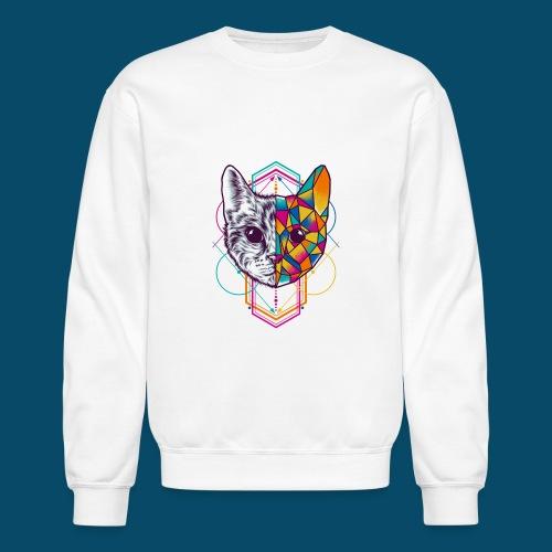 Animal style originates - Crewneck Sweatshirt