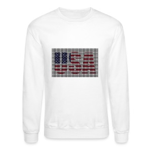 USA - Crewneck Sweatshirt