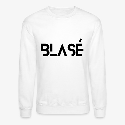 Logo Blase Negro - Crewneck Sweatshirt