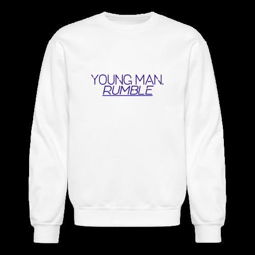 YOUNG MAN, RUMBLE - Crewneck Sweatshirt