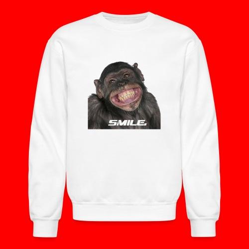 Smile. - Crewneck Sweatshirt