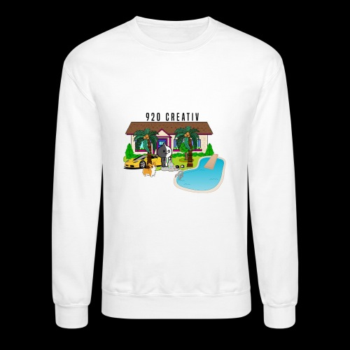 920 Creativ HOUSE design - Crewneck Sweatshirt