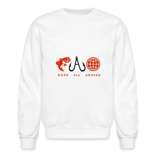 Bass All Around Logo Shirt - Crewneck Sweatshirt