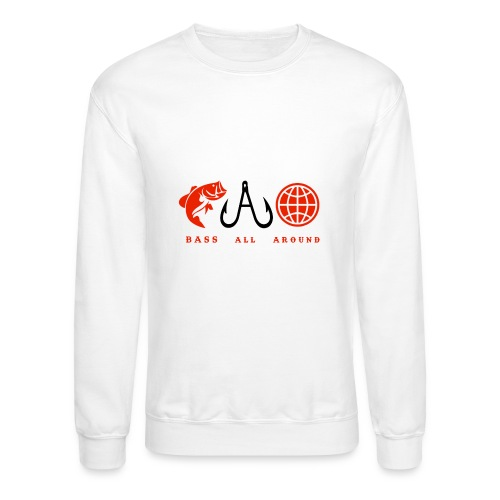 Bass All Around Logo Shirt - Crewneck Sweatshirt