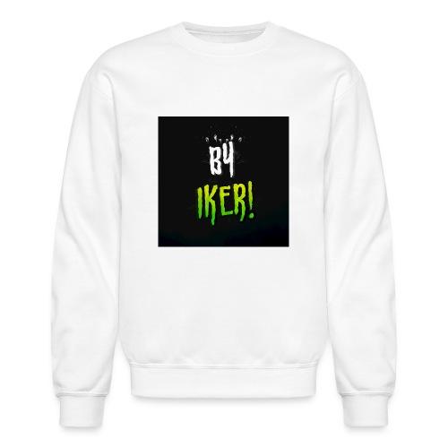 Logo ByIker!. - Crewneck Sweatshirt