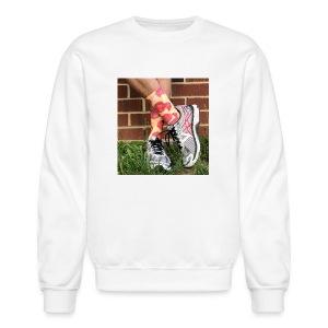 Pizza socks - Crewneck Sweatshirt